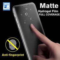 IPHONE XS MAX HYDROGEL MATTE ANTI GORES ANTI GLARE - MATTE, DEPAN BELAKANG