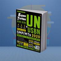 BUKU PELAJARAN SMP KUPAS TUNTAS KISI-KISI UN+USBN SMP MTS 2020
