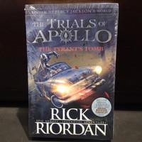 The Tyrant's Tomb (The Trials of Apollo, Book Four) (Trials of Apollo