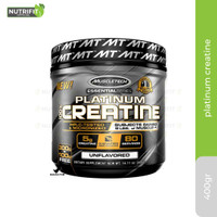Muscletech Platinum Creatine Monohydrate 400gr