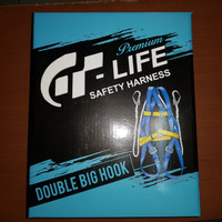 GT LIFE Body Harness Double Big Hook