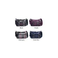 Elegance Line Strip Women Nylon Women Sling bag / Tas Selempang