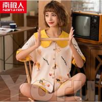 piyama HP/PP/piyama import/baju tidur piyama/kaos katun/baju tidur imp