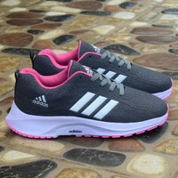 Sepatu Adidas Cewek Wanita Running Gym Fitness