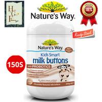Nature's Way Kids Smart Milk Probiotics Chocolate 150S