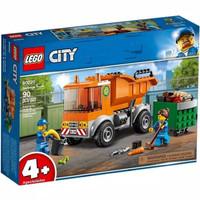 Lego city, garbage truck 60220