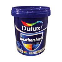 Dulux Weathershield 20L Cat Eksterior Base Tinting (Warna Request)