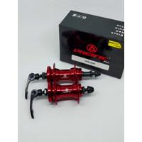 Pacific Hub 32 hole model drat disc brake 6 bolt sepeda MTB lipat
