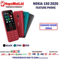 NOKIA 150 2020 FEATURE PHONE GARANSI RESMI TERMURAH