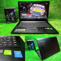 Laptop lenovo z4070 core i7 haswell nvidia 840m 8gb dedicated