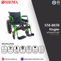 Kursi Roda Kingler / Kingler Wheelchair