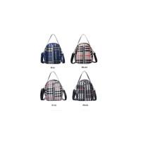 Light Feel Strip Women Nylon Women Sling bag / Tas Selempang
