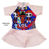Baju Renang Rok Bayi Karakter LOL BRDR-BYK01