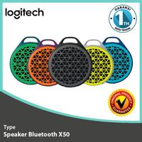 Speaker Bluetooth Logitech X50 Mobile Wireless - Original Garansi 1th
