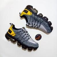 Sepatu Nike Air Vapormax Utility Grey Yellow - Premium Quality