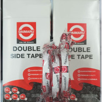 DAIMARU Double Tape 12mm / Double Sided 1/2 inch