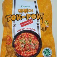 topokki korean food Halal
