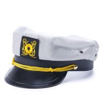 Topi Pelaut Kapten Sailor Marine Pria Wanita