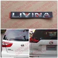 original - emblem - logo - tulisan - LIVINA - livina