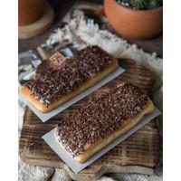 Roti Long John Cokelat