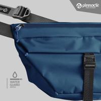 Pinnacle Hexa Pack - Blue Zipper Navy ( Sling Bag )
