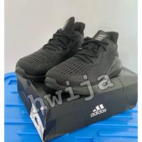Baru Original Adidas Alphabounce+ Plus Running Shoes G28584 Free Socks