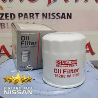 Oil Filter Oli Nissan Terrano OEM