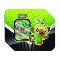 Pokemon Trading Card Game Galar Partners Tin - Multicolor