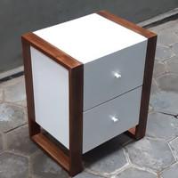 spain side table/meja nakas/meja samping tempat tidur
