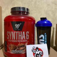 BPOM BSN Syntha 6 5lbs protein casein best Flavor