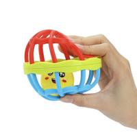 Rattle Teether Bayi Bola Kerincingan Silikon Karet Lembut BPA FREE
