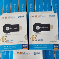 Anycast M100 4K HD Wifi Display TV Dongle Wireless HDMI Dongle Ezcast