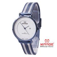 Mirage Jam Tangan Wanita Gelang Pasir Variasi List Bracelet 8677L Navy