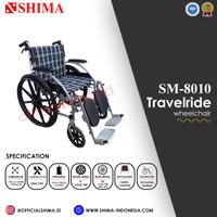 Kursi Roda Orthopedic / Travelride Wheelchair