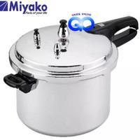Pressure Cooker Panci Miyako PC-700 Anti Karat PRESTO 7Liter