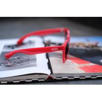 kacamata hitam VANS SPICOLI 4 SHADES RED original