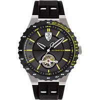 Scuderia Ferrari Speciale Evo Analog Black Dial Men's Watch - 0830365