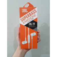 J19 HEADSET SUPERBASS JACK 3.5MM ALL TIPE HP