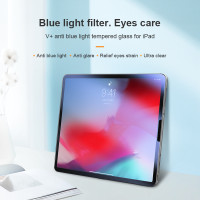 "Tempered Glass iPad Pro 11/Air 4 10.9"" 2020 Nillkin V+ Anti BlueLight"