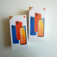 Xiaomi Redmi 9C 3/32 GB Garansi Resmi