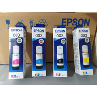 Satu Set tinta printer epson 003 l3110