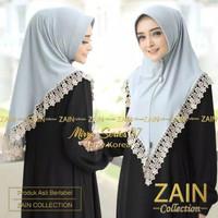 jilbab/hijab/kerudung/bergo instant zain mirza 07 jersey korea renda