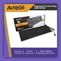 A4TECH KEYBOARD COMFORTKEY USB KR-85