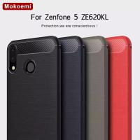 Case Asus Zenfone 5 2018 ZE620KL Softcase Carbon Premium