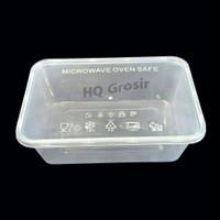 Thinwall/Food Container Persegi Panjang - 750ml