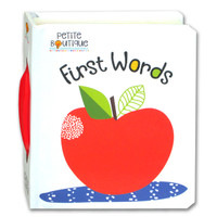 Petite Boutique First Words Board Book