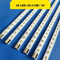 Backlight Tv panasonic TH - L39EM5G. LED backlight strip tv panasonic