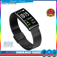 Smart Watch Jam Tangan Smart Band X3 Anti Air Jam Tangan Pintar Asli