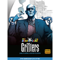 Grifters Board Game ( Preloved )