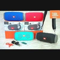 Speaker JBL bluetooth J020 - Merah - Biru